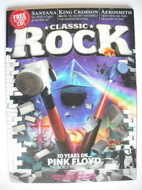 Classic Rock magazine - December 2009 - Pink Floyd The Wall cover