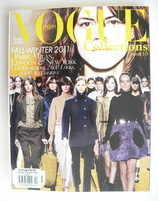French Paris Vogue Collections magazine (Fall/Winter 2011)