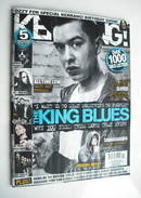 <!--2011-04-16-->Kerrang magazine - The King Blues cover (16 April 2011 - I