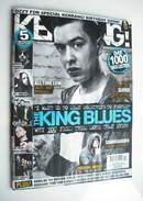 <!--2011-04-16-->Kerrang magazine - The King Blues cover (16 April 2011 - I