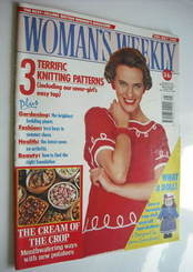 <!--1989-05-30-->Woman's Weekly magazine (30 May 1989 - British Edition)