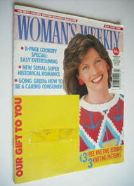 <!--1989-06-20-->Woman's Weekly magazine (20 June 1989 - British Edition)