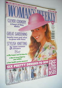<!--1989-06-13-->Woman's Weekly magazine (13 June 1989 - British Edition)