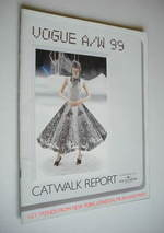 British Vogue supplement - Catwalk Report (Autumn/Winter 1999)