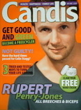 Candis magazine - April 2007 - Rupert Penry-Jones cover