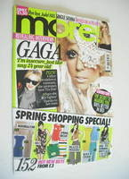<!--2011-02-21-->More magazine - Lady Gaga cover (21 February 2011)