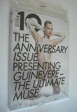 Ten magazine - Autumn 2010 - Guinevere Van Seenus cover