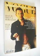<!--2008-09-->Paris Vogue Hommes International magazine - Autumn/Winter 2008-2009 - Hugh Dancy cover