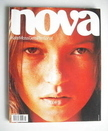 <!--2000-07-->Nova magazine - July 2000 - Kate Moss cover