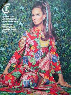 <!--1967-06-09-->Weekend Telegraph magazine - Find The Lady cover (9 June 1