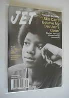 Jet magazine - Forever Michael Jackson (3 August 2009)