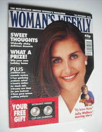 <!--1991-10-01-->Woman's Weekly magazine (1 October 1991)