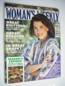 <!--1991-09-24-->Woman's Weekly magazine (24 September 1991)