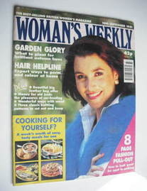 <!--1991-09-10-->Woman's Weekly magazine (10 September 1991)