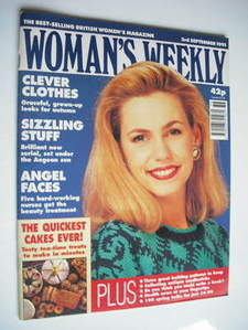 <!--1991-09-03-->Woman's Weekly magazine (3 September 1991)