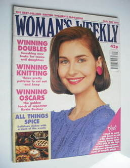 <!--1991-07-16-->Woman's Weekly magazine (16 July 1991)