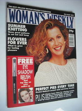 <!--1991-05-21-->Woman's Weekly magazine (21 May 1991)