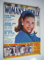 <!--1991-05-14-->Woman's Weekly magazine (14 May 1991)