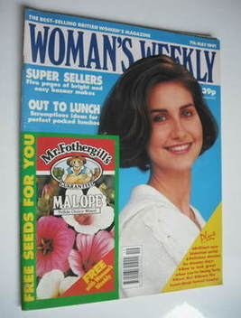 <!--1991-05-07-->Woman's Weekly magazine (7 May 1991)
