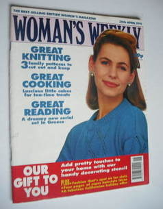 <!--1991-04-30-->Woman's Weekly magazine (30 April 1991)