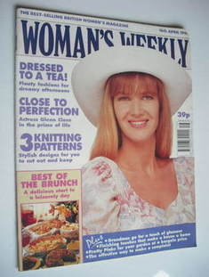 <!--1991-04-16-->Woman's Weekly magazine (16 April 1991)