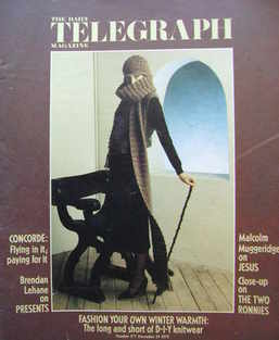 <!--1975-12-19-->The Daily Telegraph magazine - The Long And Short Of DIY K