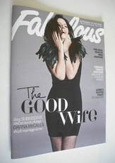 <!--2011-04-17-->Fabulous magazine - Davina McCall cover (17 April 2011)