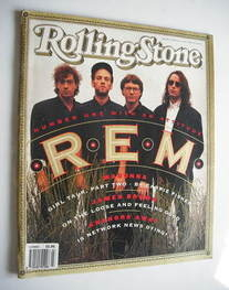 Rolling Stone magazine - REM cover (27 June 1991)