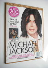 Michael Jackson magazine - Tribute to the King of Pop