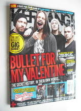 <!--2011-04-30-->Kerrang magazine - Bullet For My Valentine cover (30 April
