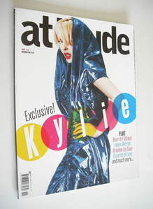 <!--2007-11-->Attitude magazine - Kylie Minogue cover (November 2007)