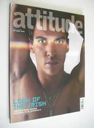 <!--2005-01-->Attitude magazine - Jonathan Rhys Meyers cover (January 2005)