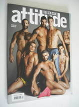 <!--2010-12-->Attitude magazine - The Sex Issue (December 2010)