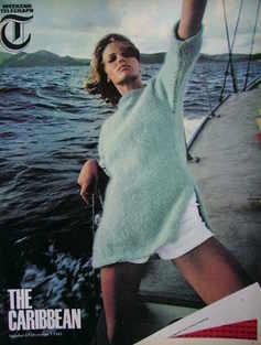 Weekend Telegraph magazine - The Caribbean cover (3 December 1965)