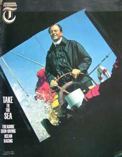 <!--1965-08-06-->Weekend Telegraph magazine - Take To The Sea cover (6 Augu