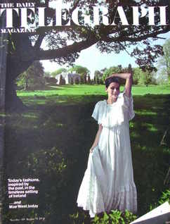 <!--1970-08-21-->The Daily Telegraph magazine - Today's Fashions cover (21