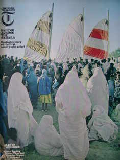 <!--1967-05-12-->Weekend Telegraph magazine - Sailing Across The Sahara cov