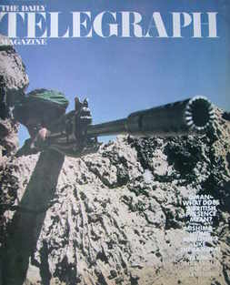 <!--1971-04-23-->The Daily Telegraph magazine - Oman cover (23 April 1971)