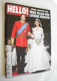 <!--2011-05-09-->Hello! magazine - Prince William and Kate Middleton Royal