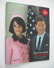 The Times Playlist magazine - 2 April 2011 - Katie Holmes and Greg Kinnear cover