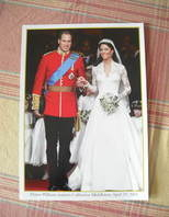 Prince William and Kate Middleton Royal Wedding photo