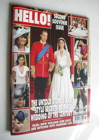 <!--2011-05-16-->Hello! magazine - Prince William and Kate Middleton Royal