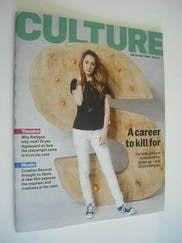 <!--2011-04-24-->Culture magazine - Saoirse Ronan cover (24 April 2011)