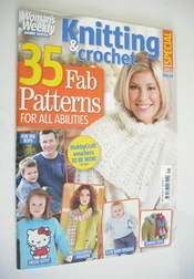 Woman's Weekly Knitting and Crochet Special magazine (January 2011)