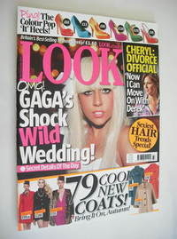 Look magazine - 13 September 2010 - Lady Gaga cover