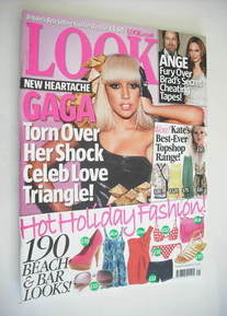<!--2010-05-24-->Look magazine - 24 May 2010 - Lady Gaga cover