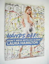 <!--2011-05-08-->Celebs magazine - Laura Hamilton cover (8 May 2011)