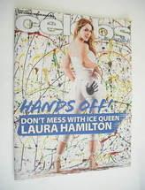Celebs magazine - Laura Hamilton cover (8 May 2011)