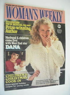 <!--1983-12-17-->Woman's Weekly magazine (17 December 1983 - British Editio