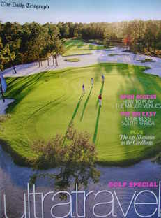 Ultratravel magazine - Golf Special (April 2011)